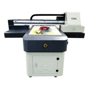 průmyslová inkjet uv vedla a2 flatbed uv tiskárnu