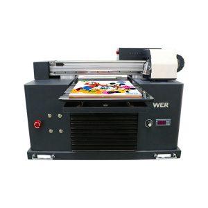 Plochá tiskárna a4 uv pro kovovou láhev