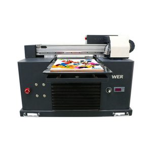 automatická vícebarevná a4 uv tiskárna pro pero