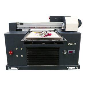 a4 dtg bavlněné tkaniny tiskárny t-shirt tiskové stroje
