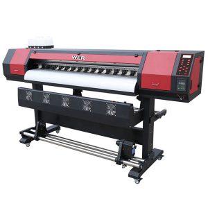 2880 * 1440 dpi dx5 tisková hlava 420 * 800 mm ekologická solventní tiskárna