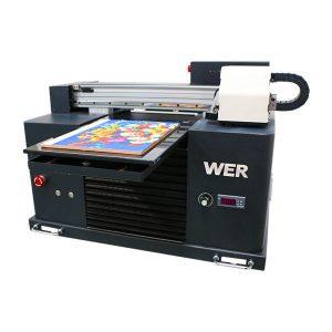 tovární cena uv tiskárna / nový režim uv flatbed printer