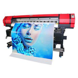 vysoce přesná velkoformátová inkoustová tiskárna s dvojitou dx7 tiskovou hlavou za skvělou cenu