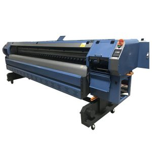 vysokorychlostní velkoformátová solventní tiskárna