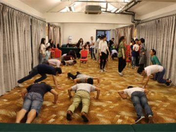 Expanzní aktivity v interiérech, 4 2018