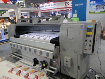 Kožený tiskový stroj