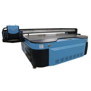 FAQ 1. Jaké materiály může tiskárna uv tisknout? tiskárny jsou multifunkční tiskárny: může tisknout na jakékoli materiály, jako je telefon, kůže, dřevo, plast, akryl, pero, golfový míček, kov, keramika, sklo, textil a tkaniny atd. 2.Can LED UV tiskárna efekt embosování tisku? Ano, může tisknout efekt reliéfního tisku, pro další informace nebo obrázky, kontaktujte prosím našeho obchodního zástupce. 3. Musí být nastříkán nátěr? Haiwn uv tiskárna může tisknout bílé inkousty přímo a není třeba pre-nátěr. 4.Jak můžeme začít používat tiskárnu? Manuál a výukové video zašleme s balíčkem tiskárny. Před použitím stroje si prosím přečtěte návod a sledujte video výuky a postupujte přesně podle pokynů. Nabízíme také vynikající služby poskytováním bezplatné technické podpory online. 5. Jaká je záruka? Naše továrna poskytuje jednoletou záruku: jakékoli části (kromě tiskové hlavy, inkoustové pumpy a inkoustových kazet), které se týkají běžného používání, poskytnou nové do jednoho roku (nezahrnují náklady na dopravu). Za jeden rok účtujte pouze náklady. 6. Jaká je cena tisku? Obvykle může 1,25 ml inkoustu podporovat tisk formátu A3 v plné velikosti. Náklady na tisk jsou velmi nízké. 7. Jak mohu nastavit výšku tisku? Tiskárna Haiwn instaluje infračervený senzor, takže tiskárna dokáže automaticky zjistit výšku tiskových objektů. 8. Kde mohu koupit náhradní díly a inkousty? Naše továrna také poskytují náhradní díly a inkousty, můžete si koupit z naší továrny přímo nebo jiných dodavatelů na vašem místním trhu. 9. o údržbě tiskárny? O údržbě doporučujeme tiskárnu jednou denně zapnout. Pokud tiskárnu nepoužíváte déle než 3 dny, vyčistěte tiskovou hlavu čisticí kapalinou a vložte do ní ochranné kazety (ochranné kazety jsou speciálně používány pro ochranu tiskové hlavy).