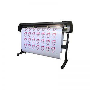 vinylová samolepka desktop cutter plotter WER-HX720