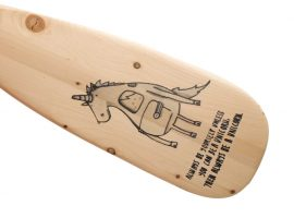 Wooden Paddles