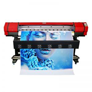 trička tkanina digitální textilní širokoformátová sublimační tiskárna WER-EW160